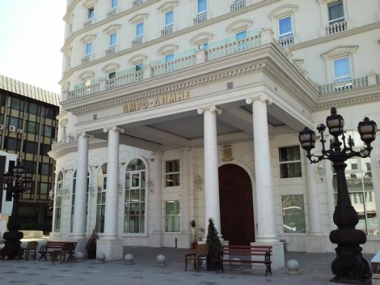 VMRO-DPMNE zgrada 15maj17 - Meta