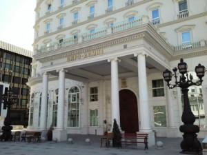VMRO-DPMNE-zgrada-15maj17-Meta, sediste, зграда, седиште