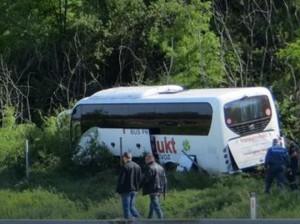 avtobus nesrekja