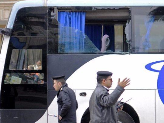 egipet avtobus napad
