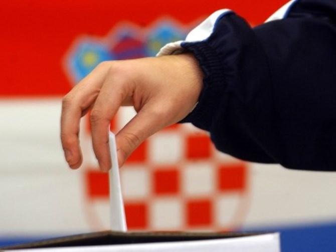 hrvatska izbori