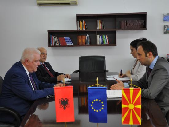 Bujar Osmani Fatos Reka albanski ambasador 9jun17 - SekrEvropprashanja