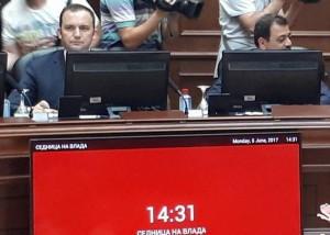 Bujar Osmani i Koco Angusev
