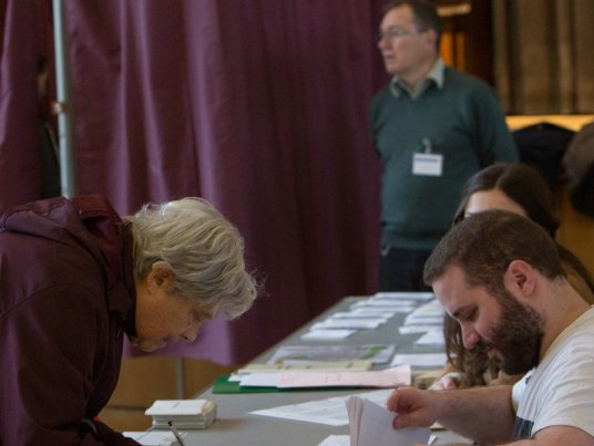 Francija glasanje