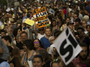 Madrid protesti 17jun17