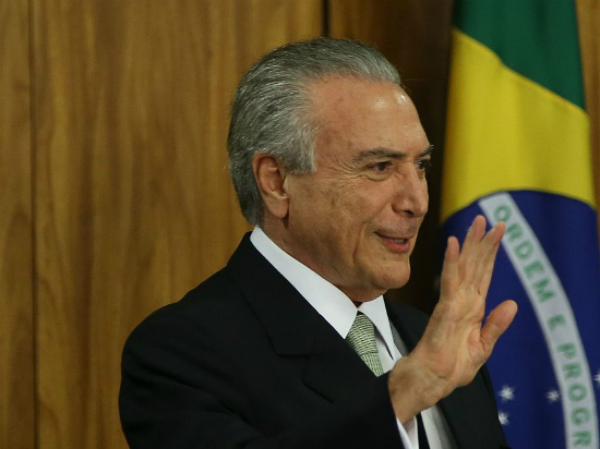 Michel Temer - Wikimedia Commons