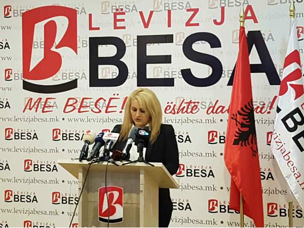 Njomza Imeri - Ismaili 6jun17 - Besa