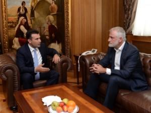 Zoran Zaev Menduh Tachi 19jun17 - Vlada