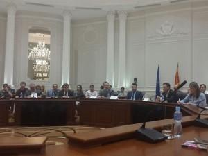 debata vo Vlada reformski prioriteti