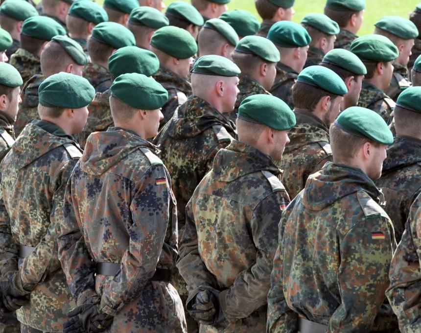 germanska vojska