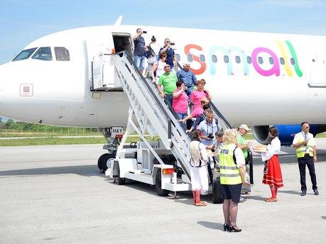 полски туристи