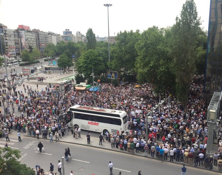 turcija opozicija protest