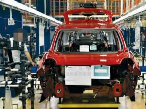 Fiat 500L fabrika Kraguevac