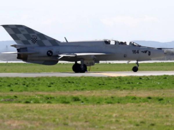 MiG 21 Hrvatska - screenshot