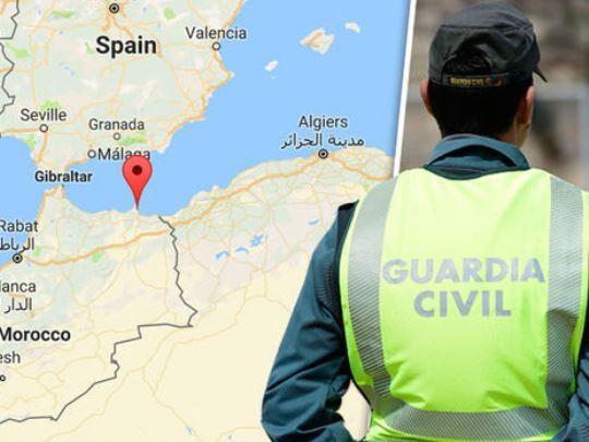 maroko shpanija napad