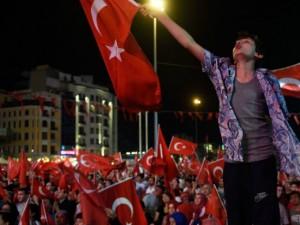 Турција годишнина пуч 15јул17
