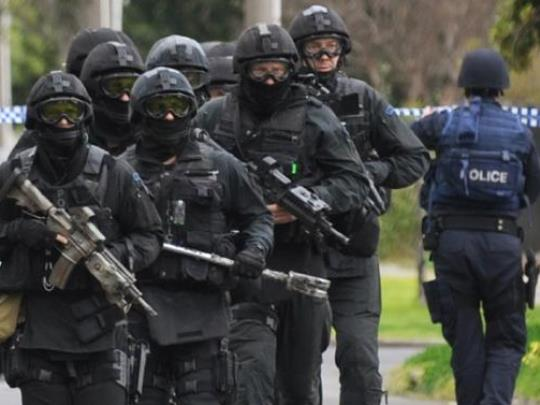 avstralija policija
