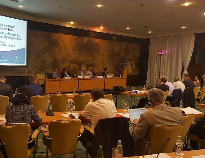 forum na nevladini organizcii