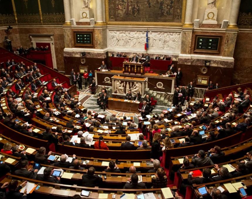 francija parlament