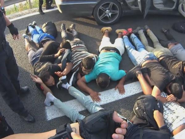 migranti uapseni 11jul17 - MVR