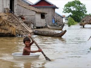 mjanmar poplava