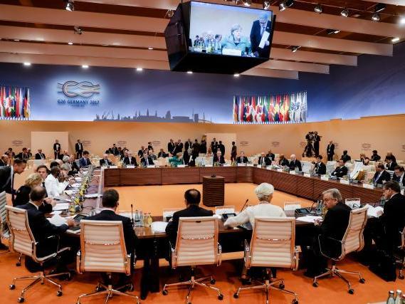 samit g20 hamburg