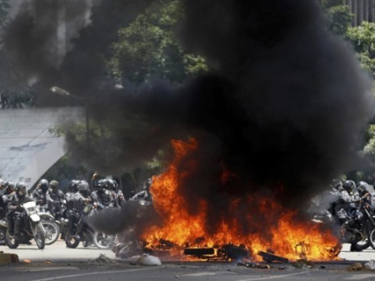 venecuela protest 1