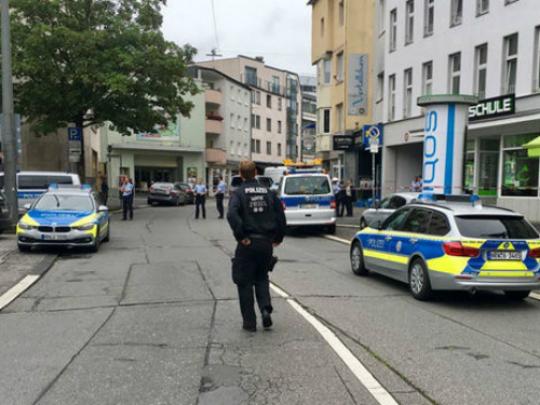 Elberfeld germanska policija Dusseldorf