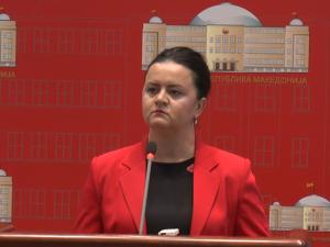 Frosina Remenski pres vo Sobraie 15avg17 - SDSM