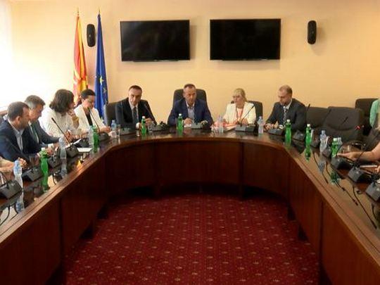 Komisija za nadzor nad rabotata na UBK i AR