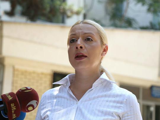 Marija Andonovska 10avg17 - VMRO-DPMNE