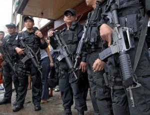 filipini policija