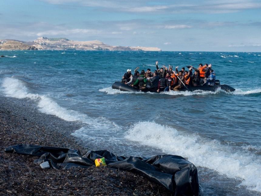 migranti, brod