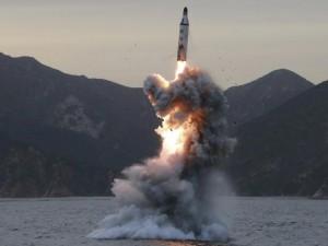 severna koreja balisticki proektili