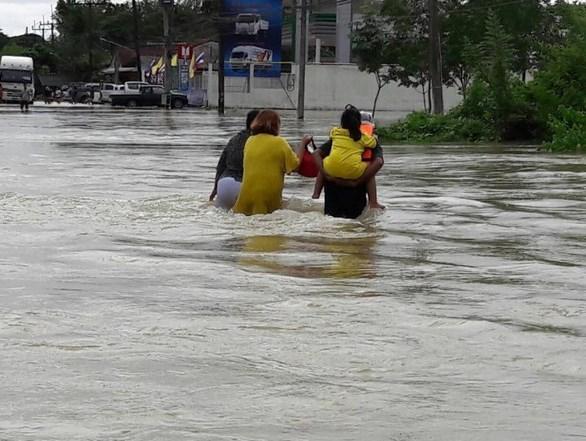 tajland poplavi
