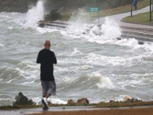 teksas uragan