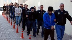 turcija novinari apsenje