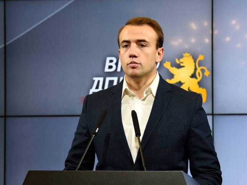 Bojan Stojanoski 30sep17 - VMRO-DPMNE