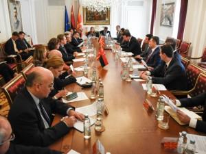 Gruevski so ambasadori 19sep17 - VMRO-DPMNE