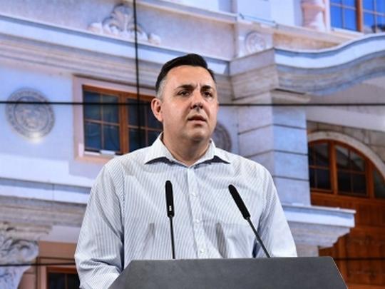 Hristijan Delev VMRO-DPMNE