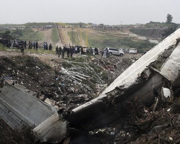 Конго авионска несреќа 30сеп17