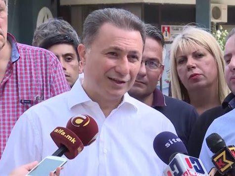 Nikola Gruevski, Kumanovo