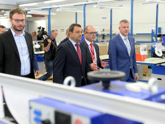 ODV Elektrik Angjushev TIRZ 15sep17 - Kabinet na vicepremier