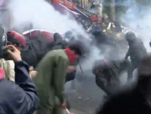 francija protesti nemiri