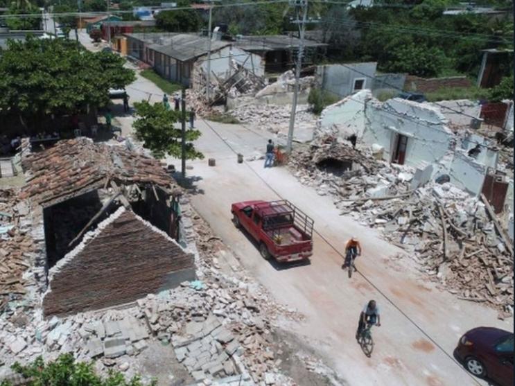 meksiko zemjotres