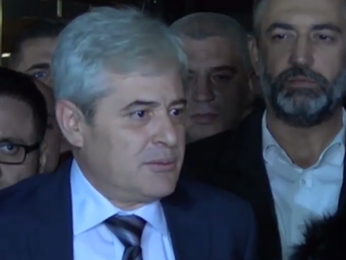 Ali Ahmeti