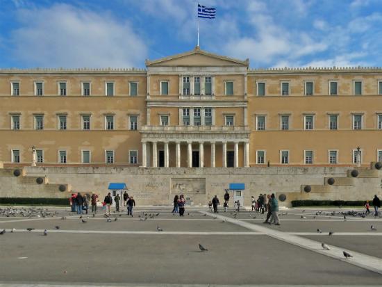 Grcija parlament - Wikimedia
