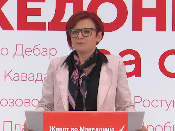 Ivana Tufegdjik