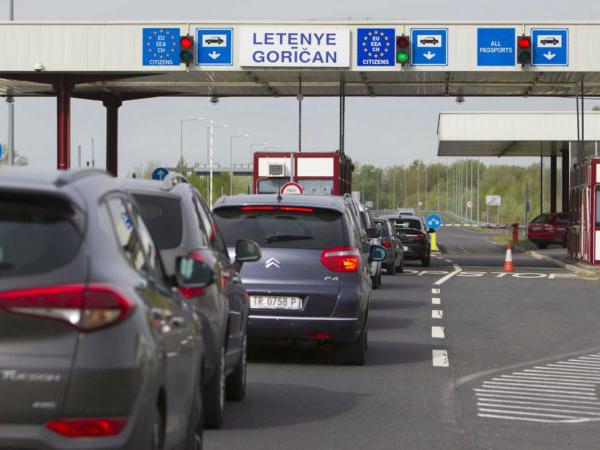 Schengen Hungary