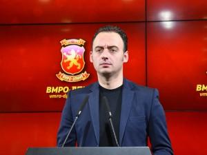 Spiro Ristovski 20okt17 - VMRO-DPMNE
